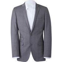 WandB London Check Suit Jacket Regular