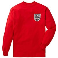 England 1966 Away Retro Football Shirt.