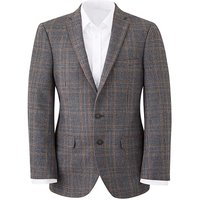 WILLIAMS & BROWN Check Blazer