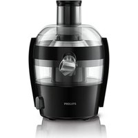 Philips HR1832/01 Compact Juicer - Black.