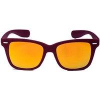 Dixie Retro Red Sunglasses