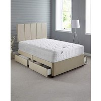 Silentnight Premiere 2800 Divan 4 Drawer