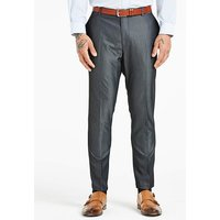 WandB London Charcoal Slim Trousers 31in