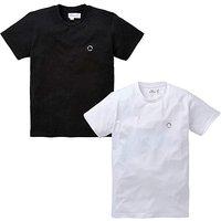 Ben Sherman Pack of 2 T-shirts at JD Williams Catalogue