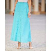 Linen Mix Skirt 30
