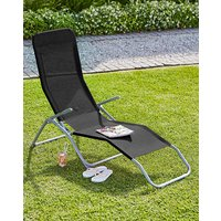 Tilt Back Lounger