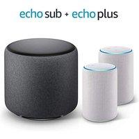 Amazon Echo Plus Bundle with Sub.