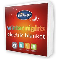 Silentnight Electric Blanket - Double.