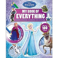 Disney Frozen My Book of Everything