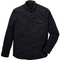 Black Label Pocket Square Shirt L