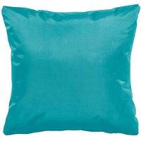 Teal Outdoor Cushion