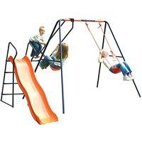 Hedstrom Saturn Swing, Glider and Slide
