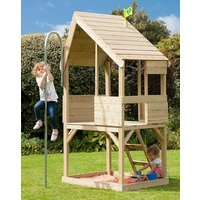 TP Chalet Wooden Playhouse