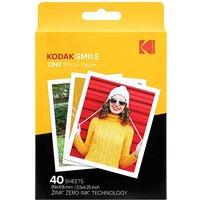 Kodak 3 x 4 40 Pack Zink Paper.