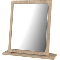 Lulworth Assembled Dressing Table Mirror