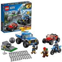 LEGO City Police Dirt Road Pursuit