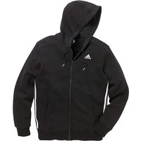 Adidas Full Zip Hooded Tracktop