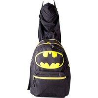 Batman Hooded Backpack