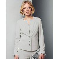 Nightingales Embellished Button Jacket.