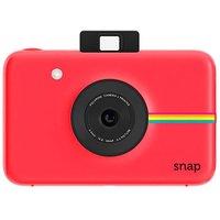 Polaroid Snap Instant Camera Red