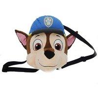 Paw Patrol Head Shaped Plush Backpack