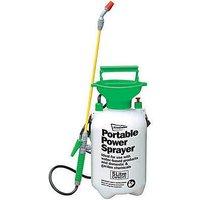 Pressure Sprayer with Lance - 5Lt.