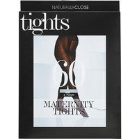 2 Pack Black 60 Denier Maternity Tights