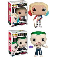 POP Figure Pack Harley Quinn & The Joker