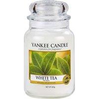 Yankee Candle White Tea Large Jar