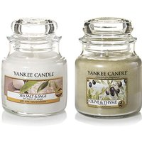 Yankee Candle Medium Jar Set