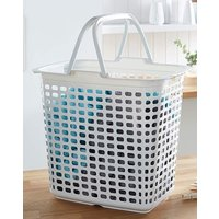 Big Laundry Basket with Handle