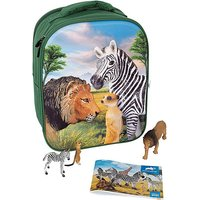 Animal Planet Wildlife Playset Backpack.