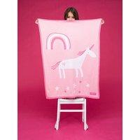 Cosatto Cotton Blanket Unicorn Land.