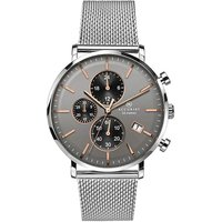Accurist Gents Chronograph Mesh Watch