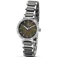 Accurist Ladies Ceramic Bracelet Watch