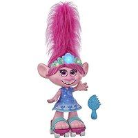Trolls World Tour Dancing Hair Poppy.