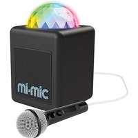 MI-MIC Mini Karaoke Machine with Mic.