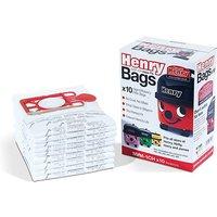 Henry Genuine Pack of 10 Hepa Dustbags