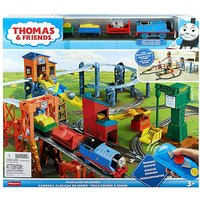 Thomas & Friends TrackMaster Mad Dash.
