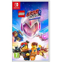 The Lego Movie 2 Videogame Switch.