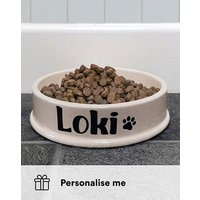 Personalised Pet Bowl Small