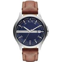 Armani Exchange Mens Hampton Strap Watch