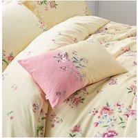 Springtime Posy Filled Boudoir Cushion