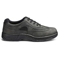 Cushion Walk Lace Up Outdoor Shoes Wide