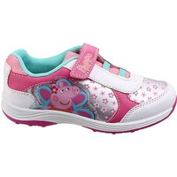Peppa Pig Touch Fastening Girls Trainers