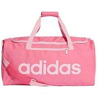 adidas Small Linear Duffle Bag