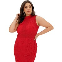 Joanna Hope Luxury Lace Shift Dress