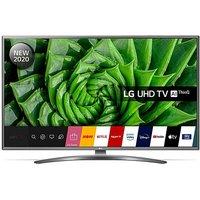 LG 50in 50UN81006LB Ultra HD TV.
