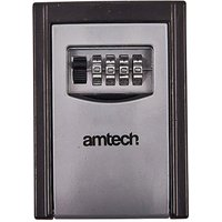 AmTech 4 Digit Key Storage Box