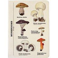 Mushroom A6 Notebook